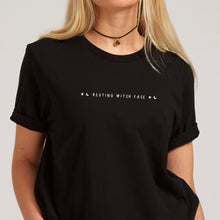 Load image into Gallery viewer, Resting Witch Face - Feminist Shirt