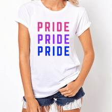 Load image into Gallery viewer, Bisexual Pride - LGBT T-Shirt-LGBT Apparel, LGBT Clothing, LGBT T Shirt-The Spark Company-The Spark Company