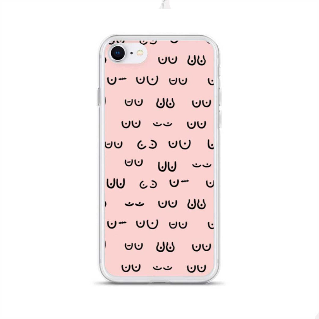 Free The Nipple - Feminist Phone Case, Feminist Gift