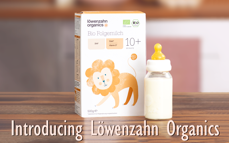 We Have a New Product Addition! Introducing Löwenzahn Organics.