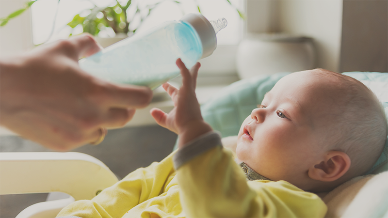 ARA and DHA are important for your baby's health