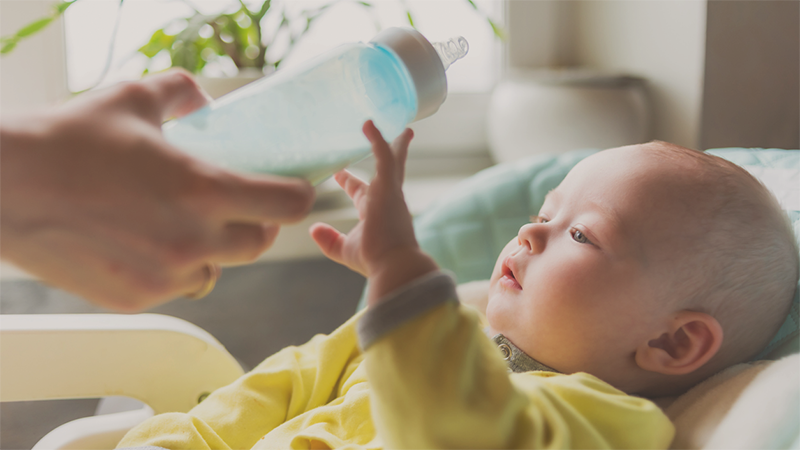 infant formulas are different in the united states