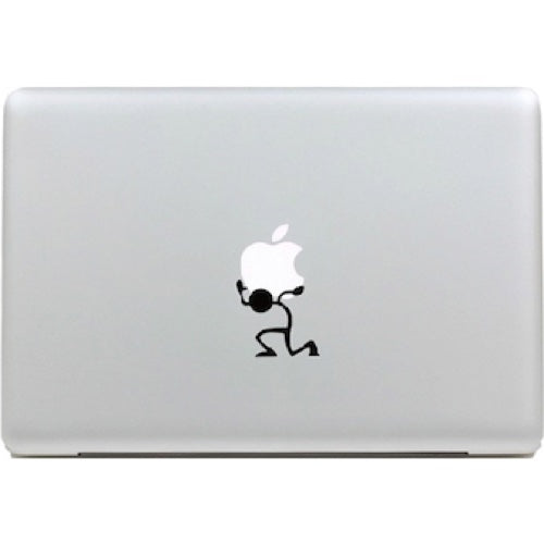Sticker MacBook BONHOMME SOULEVE