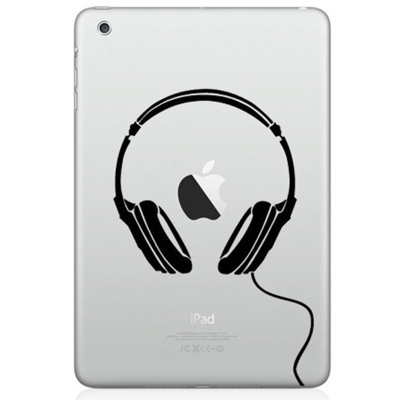 Sticker iPad CASQUE