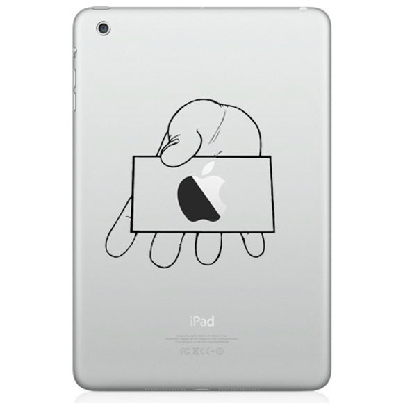 Sticker iPad GENIUS