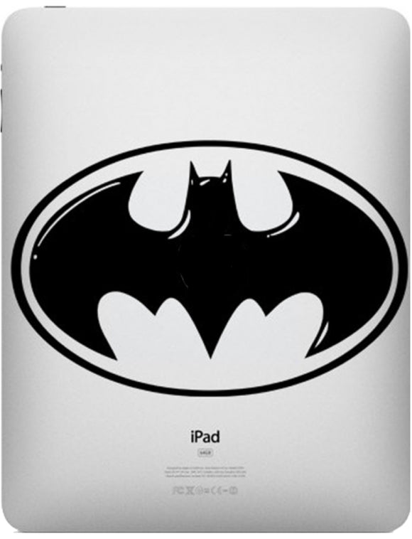 Sticker iPad LOGO BATMAN