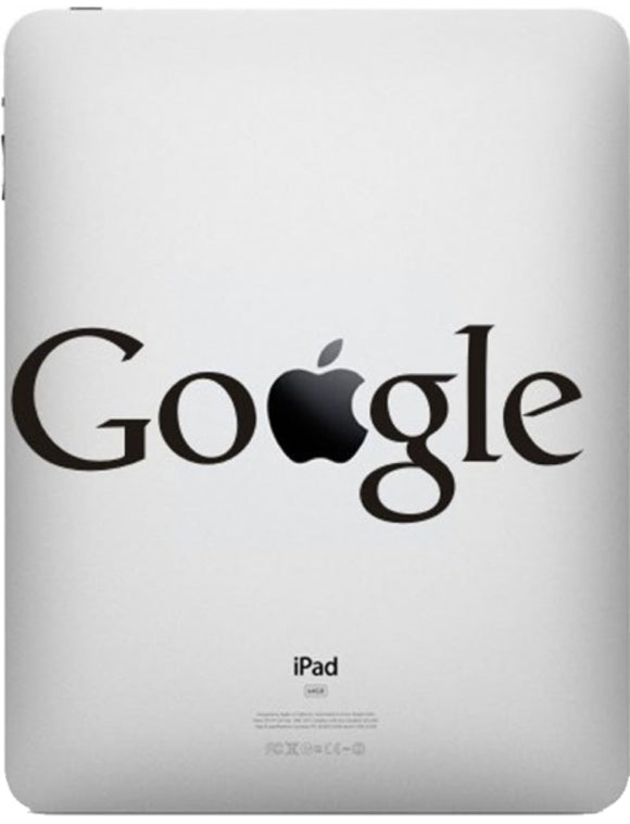 Sticker iPad GOOGLE
