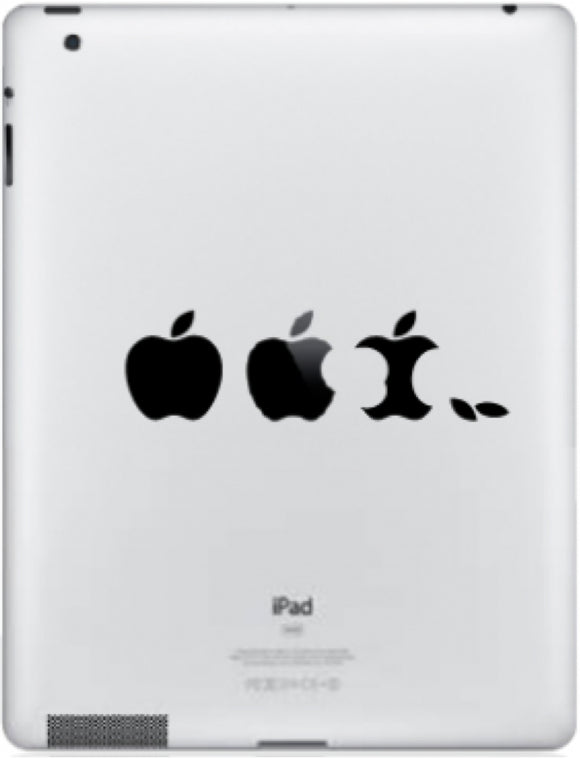 Sticker iPad APPLE EVOLUTION