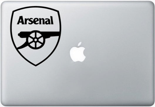 Sticker MacBook ARSENAL FC