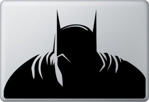 Sticker MacBook BATMAN FACE