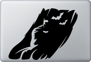 Sticker MacBook BATMAN SHADOW