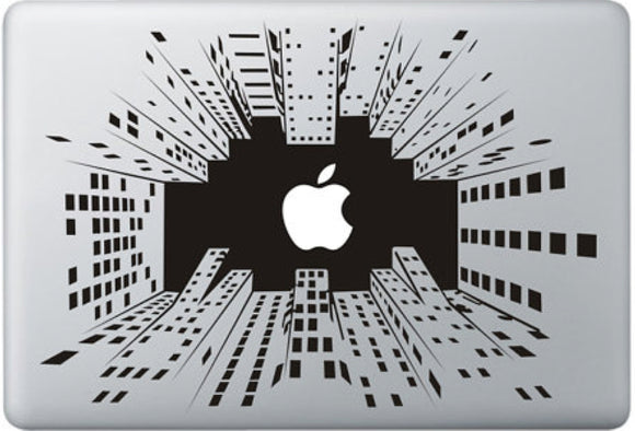 Sticker MacBook VILLE