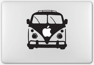 Sticker MacBook VOLKSWAGEN COMBI VAN