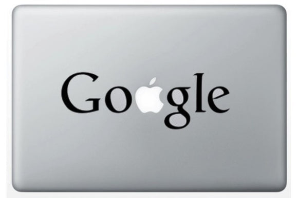 Sticker MacBook GOOGLE
