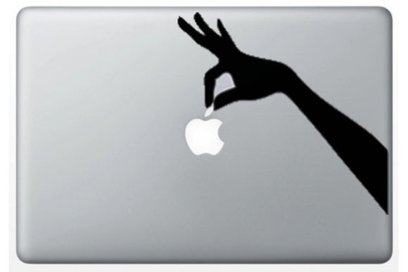 Sticker MacBook CUEILLEUR