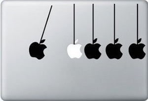 Sticker MacBook PENDULE