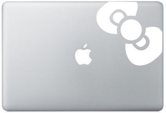 Sticker MacBook NOEUD PAPILLON
