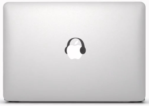 Sticker MacBook CASQUE