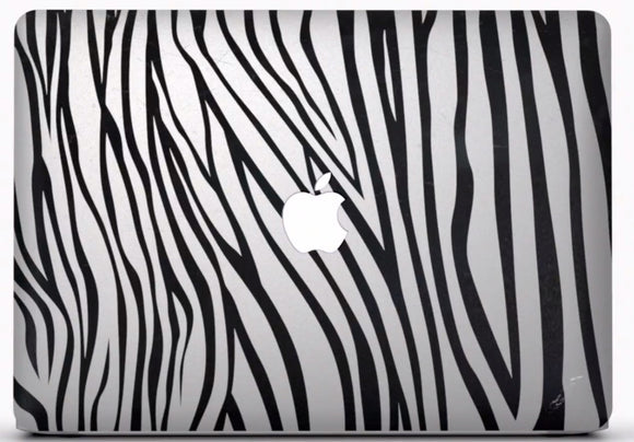 Sticker MacBook ZEBRE