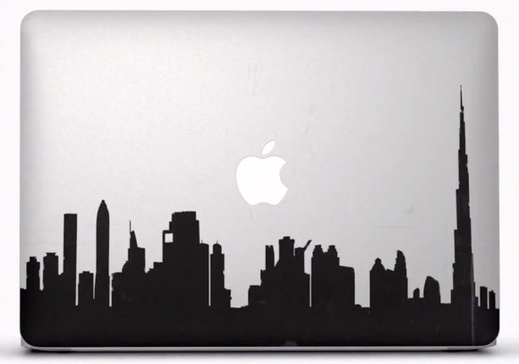 Sticker MacBook DUBAI BURJ KHALIFA