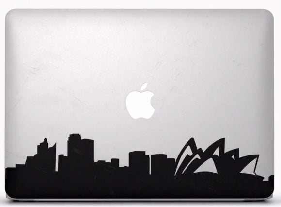Sticker MacBook SIDNEY AUSTRALIE