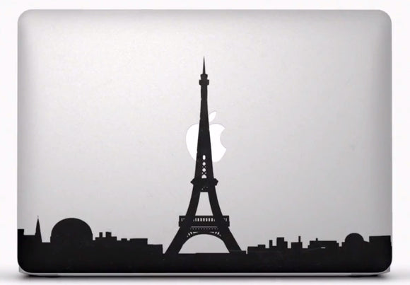 Sticker MacBook PARIS TOUR EIFFEL