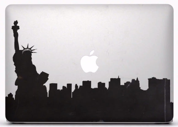Sticker MacBook NEW YORK STATUE DE LA LIBERTE
