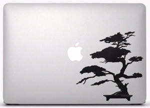Sticker MacBook BONSAI