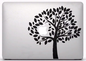 Sticker MacBook ARBRE POMMIER