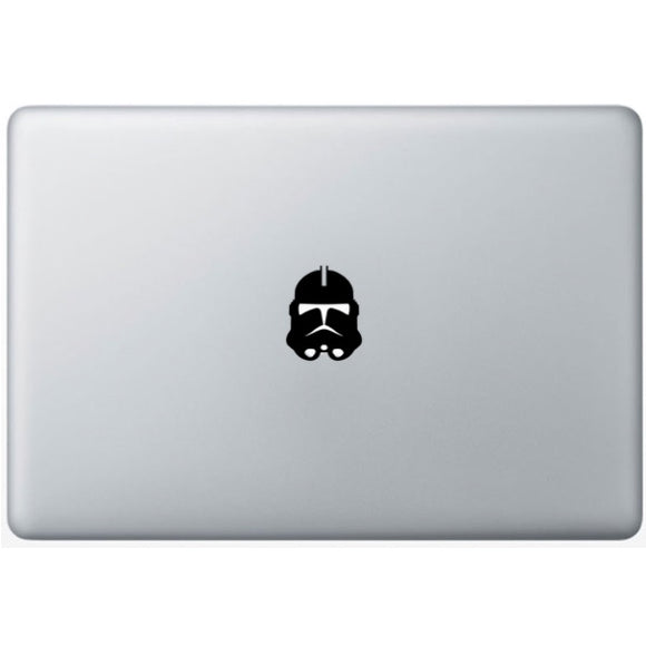 Sticker MacBook STORMTROOPER STAR WARS
