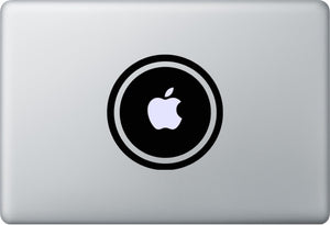Sticker MacBook LOGO