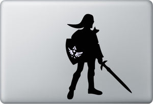 Sticker MacBook ZELDA