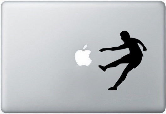 Sticker MacBook FOOTBALLEUR