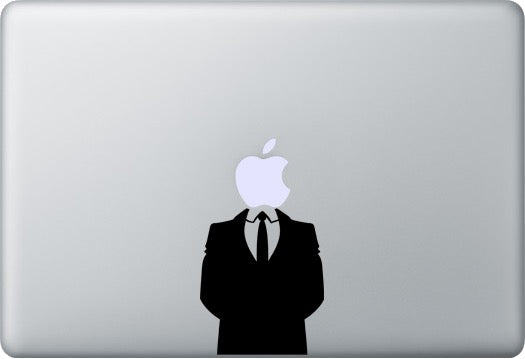 Sticker MacBook ANONYMOUS