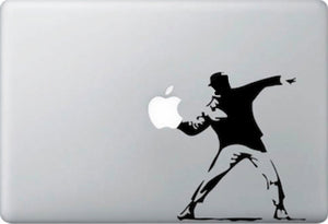 Sticker MacBook BANSKY
