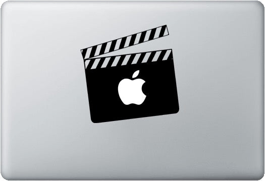 Sticker MacBook CLAP CINEMA