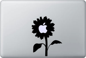 Sticker MacBook TOURNESOL