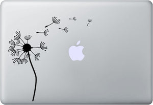 Sticker MacBook PISSENLIT