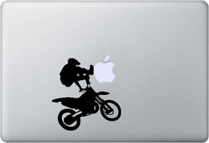 Sticker MacBook MOTO