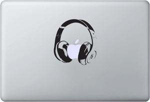 Sticker MacBook CASQUE BEATS BY DR DRE