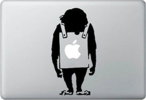Sticker MacBook SINGE