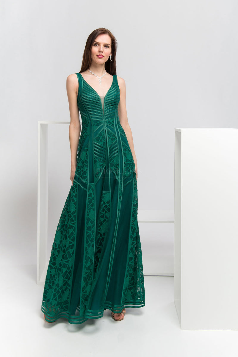 Lavia Long Dress