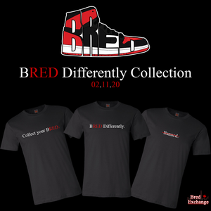 BRED Differently Collection