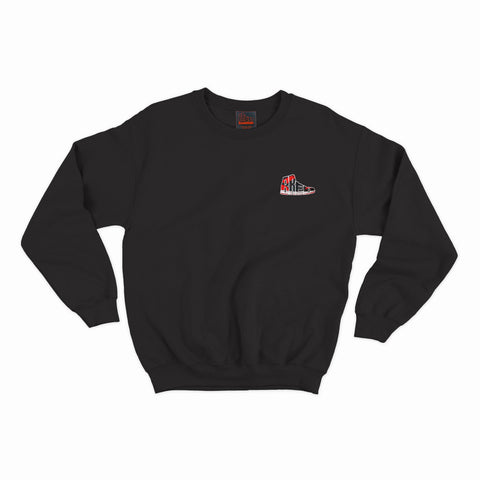 Bred Essentials Crewneck - Black