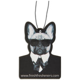 Frenchie in Black