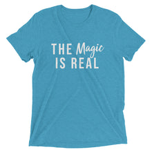 The Magic is Real Vintage, Super Soft T-Shirt [Mind Magic Collection]