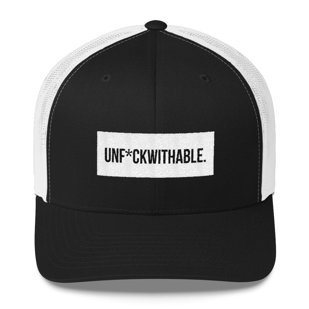 UNF*CKWITHABLE Trucker Cap - Worthy Human