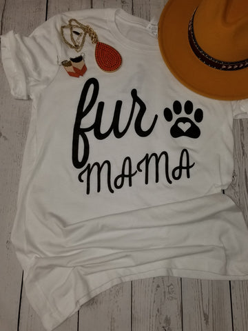 Fur Mama Relaxed Fit