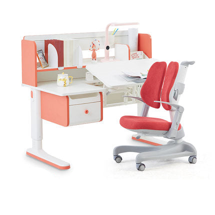 Totguard Ergonomic Kids Desk - DH120ZX_Pro | Due Height Adjustment System - Best4Kids