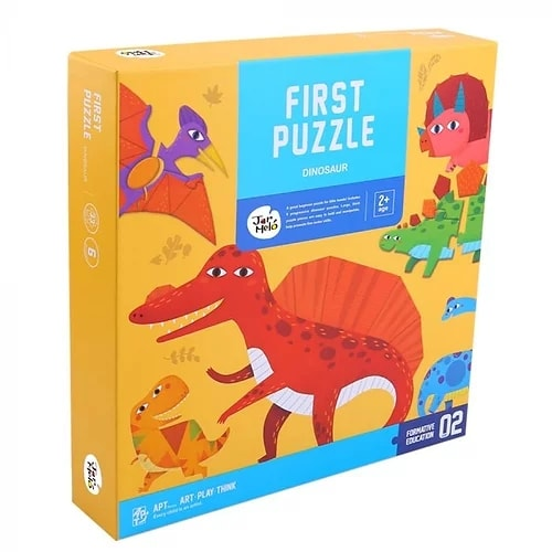 My First Puzzle-Dinosaur - Best4Kids